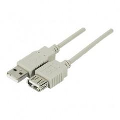 RALLONGE USB2  0.60M