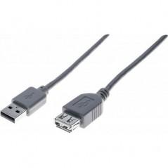 RALLONGE USB2 60 CM