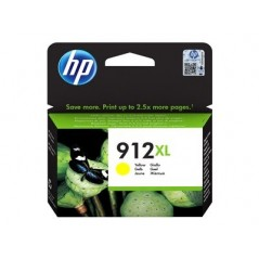 CARTOUCHE HP 912XL YELLOW
