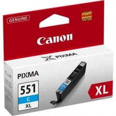 CARTOUCHE CANON PGI-551XL CYAN