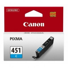 CARTOUCHE CANON CLI-451 CYAN