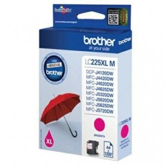 CARTOUCHE BROTHER LC225XL CYAN