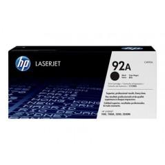 TONER N°92A HP LASERJET...