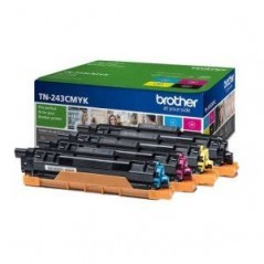 PACK TONER BROTHER TN243CMYK