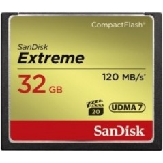SANDISK CARTE COMPACT FLASH...