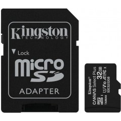 Kingston Micro SDHC Canvas...