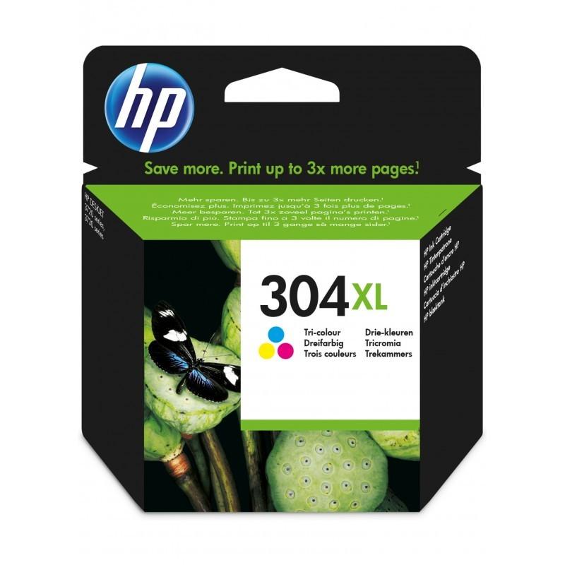 Encre HP 304XL (Tri Color)