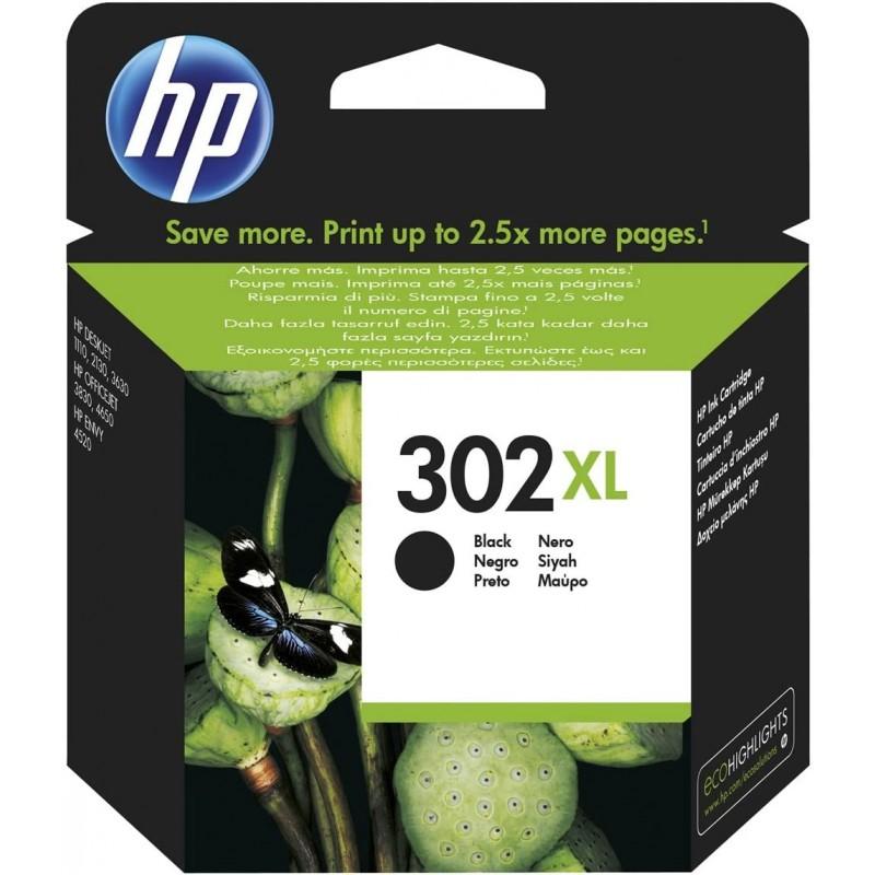 Encre HP 302XL (Noir)