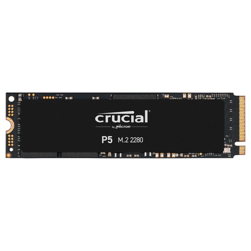 Crucial P5 M.2 PCIe NVMe - 250 Go
