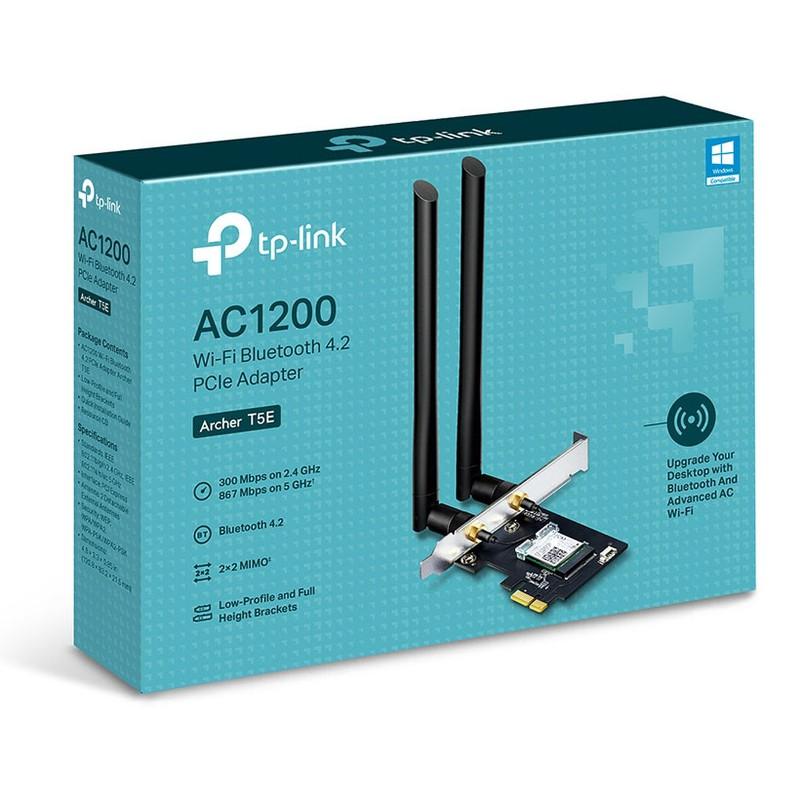 Adaptateur PCIe Wifi - TP-Link Archer T5E