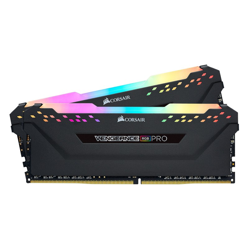 Corsair Vengeance RGB PRO Series 16 Go (2x 8 Go) DDR4 3200 MHz CL15
