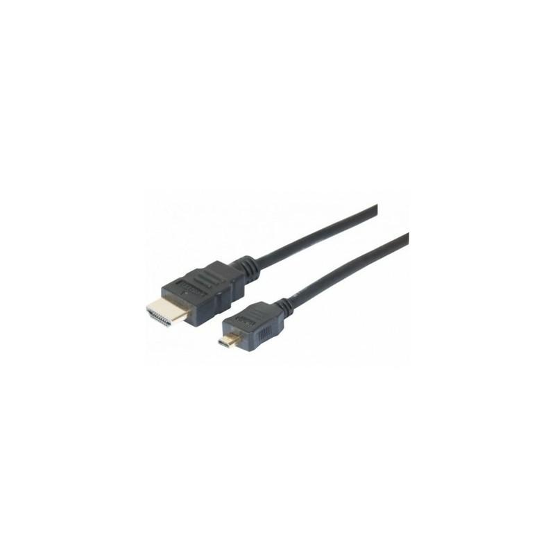 CABLE HDMI MICRO / HDMI 1M