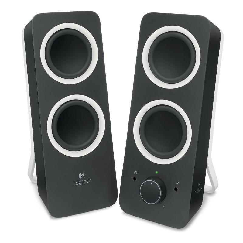 Logitech Multimedia Speakers Z200 (Noir)