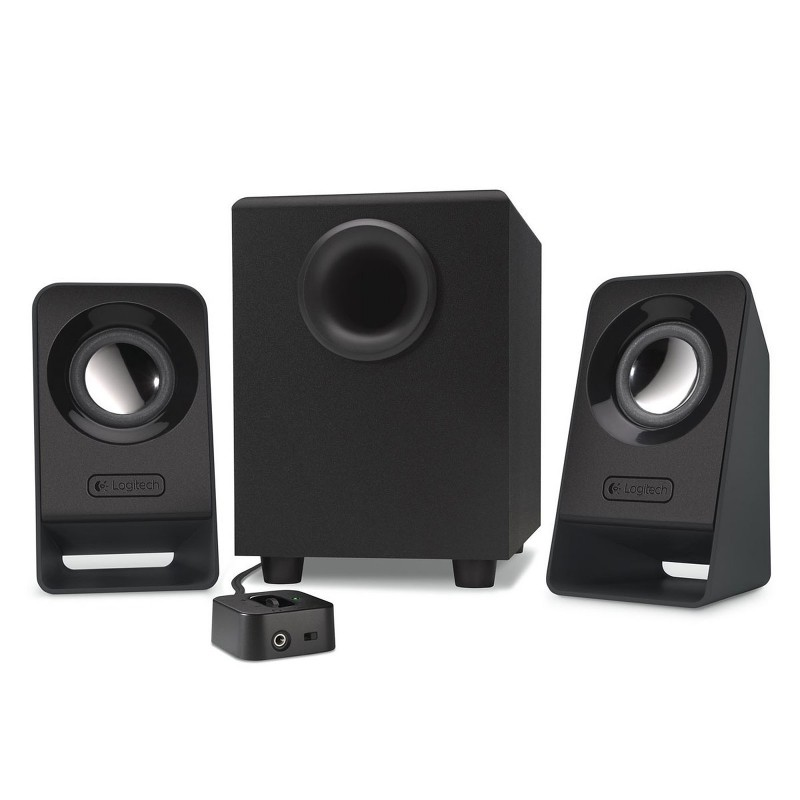 Logitech Multimedia Speakers Z213 (Noir)