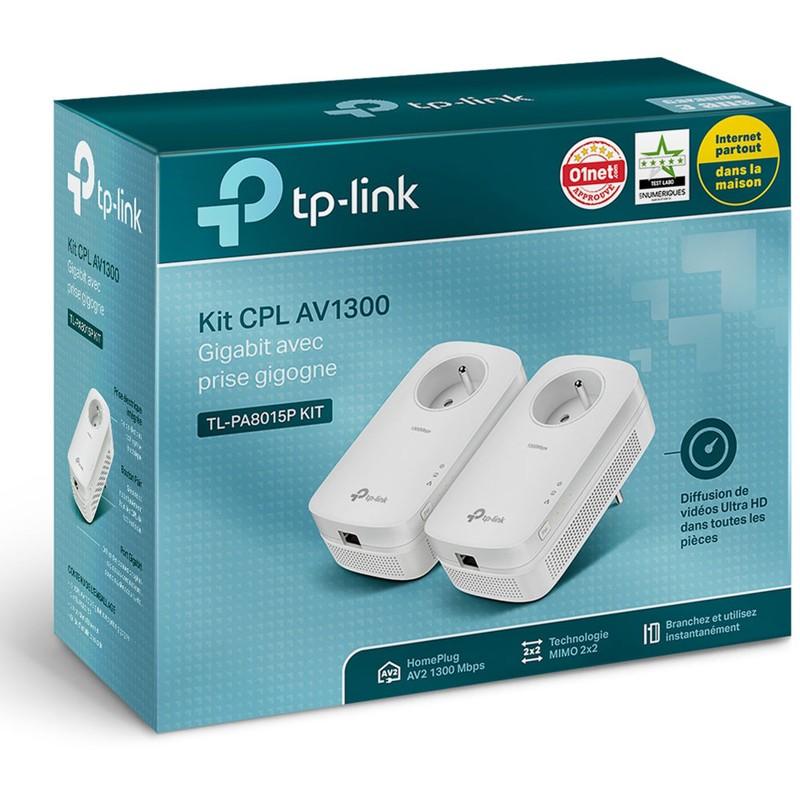 KIT CPL - TP-LINK TL-PA8015P