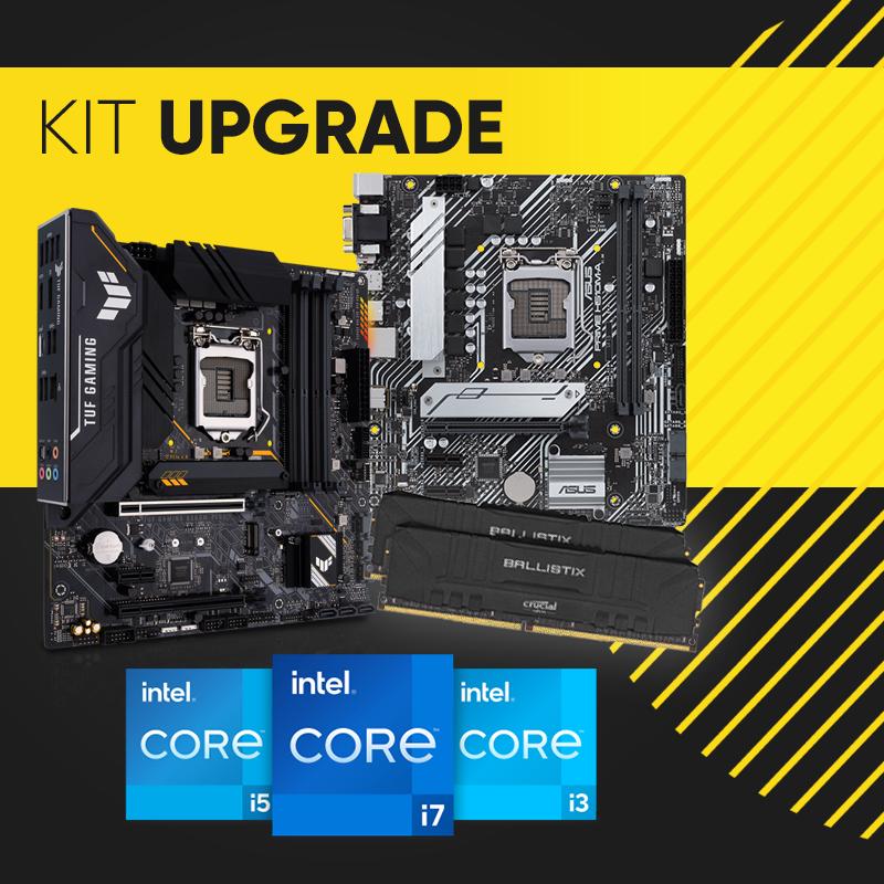Kit Upgrade (Intel i7-11700K + B560 + RAM)