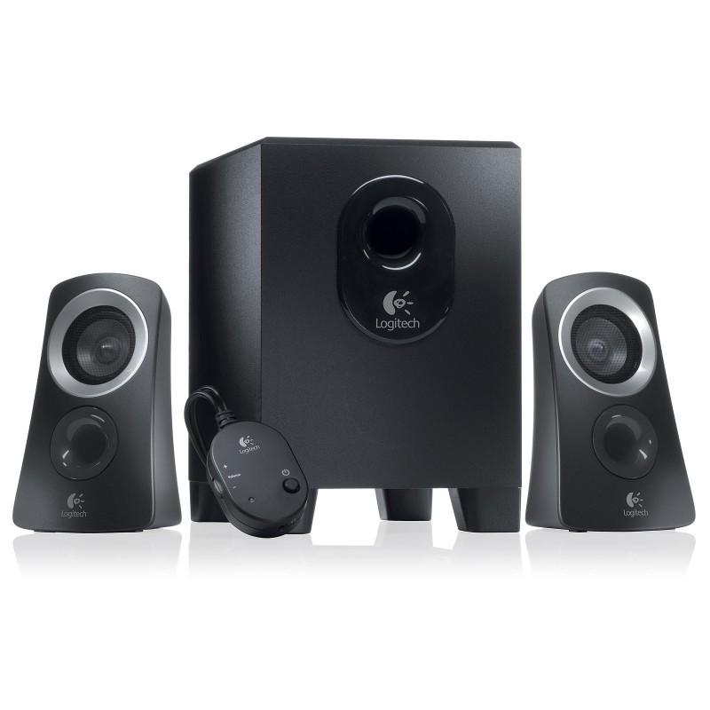 Logitech Multimedia Speakers Z313 (Noir)