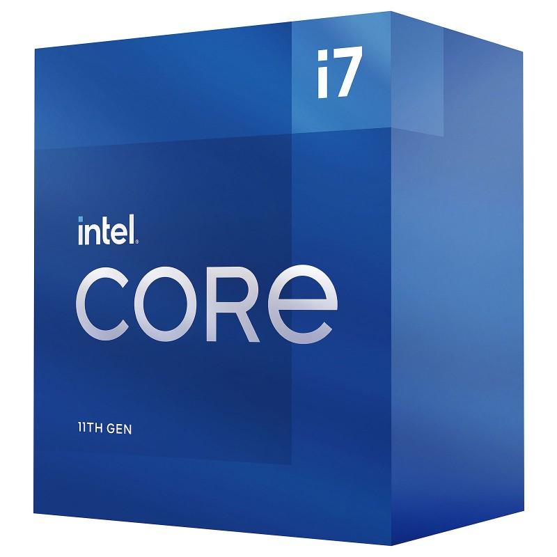 Intel Core i7-11700 (2.5 GHz / 4.9 GHz)